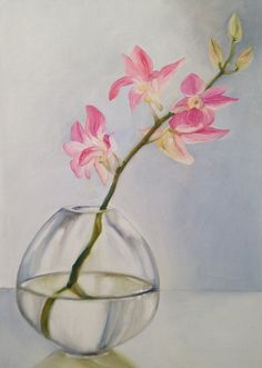 Join the latest ArtTutor recruit Veronique Oodian for the module coming very soon to ArtTutor Oil Painting Lessons, Oil Painting For Beginners, Watercolor Disney, Watercolor Art, Flower Shape, Flower Art, Smart Art, Painted Leaves, White Lilies