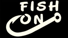 Details-about-WHITE-Vinyl-Decal-Fish-on-fishing-hook-boat-truck-font-b-car-b-font.jpg (496×282)