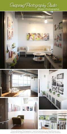 Beautiful photography studio ideas! --->Photography Studio Tour {Rialee Photography} via iHeartFaces.com. Ria Czichotzki is the owner of Rialee Photography, located in Fargo, North Dakota. - See more at: http://www.iheartfaces.com/2013/02/photography-studio-tour-rialee-photography/#sthash.y9rEmyYW.dpuf