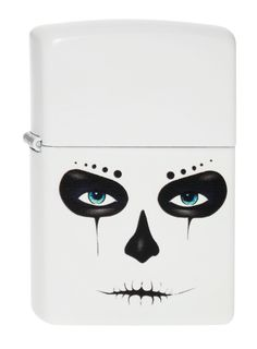 Zippo Lighter Skull Mask Collection 2014. Zippo lighter. Original USA product. Windproof. Collectable. Refillable.