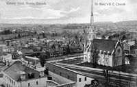 County Gaol and St. Mary's Roman Catholic Church
