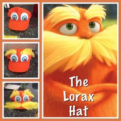 Diy dr seuss lorax costume super easy i used 2 different shades making a lorax costume for dr seuss day at my sons school solutioingenieria Choice Image
