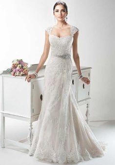 Maggie Sottero Joelle Wedding Dress photo