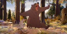 The bear and the hare, John Lewis Christmas Ad 2013, amazing! #sleepingbear