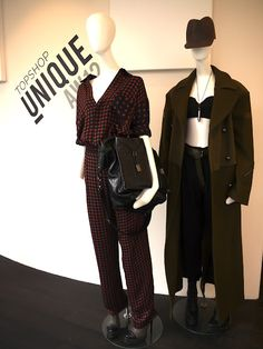 Fashion Editor at Large: SHOW AND TELL: TOPSHOP AW12