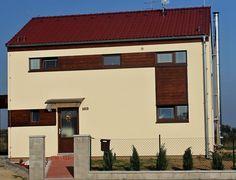 Rodinný dům RD Rýmařov Kubis 632 – inteligentní dřevostavba