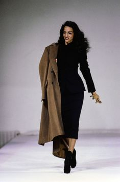 Azzedine Alaïa Fall 1991 Ready-to-Wear Collection Photos - Vogue