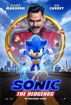 Now you can watch Sonic The Hedgehog Movie 2019 in HD on MovieNex. Sonic The Hedgehog Movie is a semi-animated action comedy film based on the Sega video game. 2020 Movies, Hd Movies, Movies To Watch, Movies Online, Movie Tv, Film Online, Movies Free, Sonic The Hedgehog, Hedgehog Movie