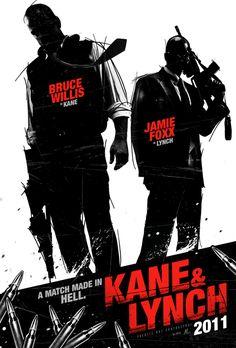 KANE & LYNCH on Behance