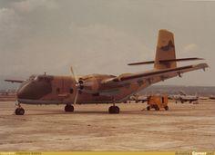de Havilland Canada DHC-4 Caribou. T.9 en el Ejército del Aire Español