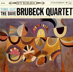 The Dave Brubeck Quartet - Time Out (LP, Album)ColumbiaCS 8192US1959