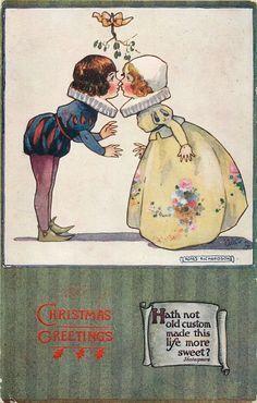 Shakespearean Christmas Card
