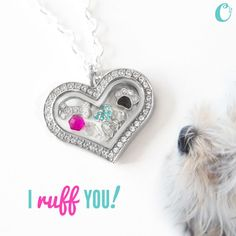 For Mom...love, the dog! Click on the pic to order for the dog mom's in your life.