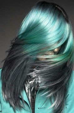 29 Hair dyes awesome ideas for girls