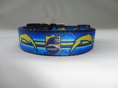 San Diego Chargers Mesh Dog Jersey