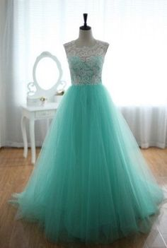 Nueva Sexy cordón hermoso Prom Ball Gown Boda Fiesta De Cóctel Pageant Vestido