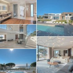 Luxury Real Estate Search finds this luxurious and modern villa in #Cannes #France 5 bedrooms, 5 bathrooms in 700 square meters of living space listed by Beauchamp Estates price upon request #luxury #realestate #luxuryrealestatesearch