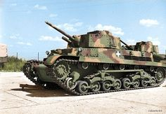 Turan I – Hungarian medium tank of the Second World War at MAVAG plant Army Vehicles, Armored Vehicles, Tank Armor, Military Armor, Tank Destroyer, Armored Fighting Vehicle, Ww2 Tanks, Battle Tank, World Of Tanks
