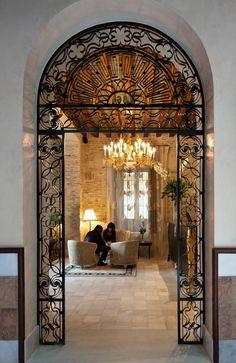 Hotel Casa 1800 en el centro de Sevilla