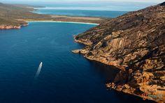 Bucket List Item Check - Wineglass Bay, Tasmania, Australia