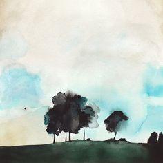Mai Autumn - Fragile - Inspired Illustrations - Art Prints, Original Art, Handmade Stationery