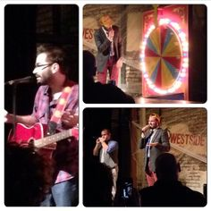 We had THE BEST time last night at Westside Comedy Theater!
