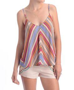 Eight Sixty Native Stripe Cami