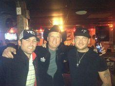 STONEY LARUE, Kevin Fowler & Casey Donahew