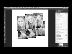 ▶ Photoshop CC tutorial: Creating a layout of multiple images | lynda.com - YouTube