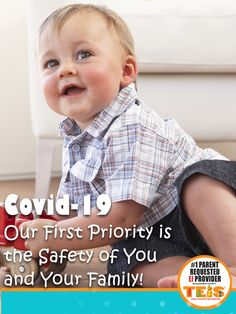 At TEIS, our first priority is the safety of you and your family while continuing our mission of helping your child reach their potential. Read our statement on the coronavirus at teisinc.com