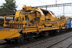Kanton, Work Train, Construction Machines, Heavy Equipment, Trains, Cabin, House Styles, Switzerland, Other