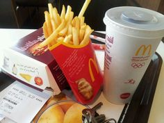Fries at McDonald's Arabia #Fries #McDonalds #McDonaldsFries #McDonaldsArabia