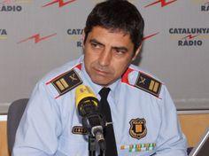 Trapero acusa l'Estat de vetar informació que afecta la seguretat de Catalunya ! directe!cat, 16 D'ABRIL DE 2015