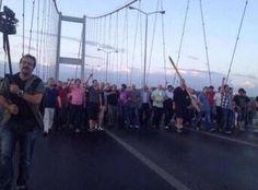 gezi boğaz köprü geçişi