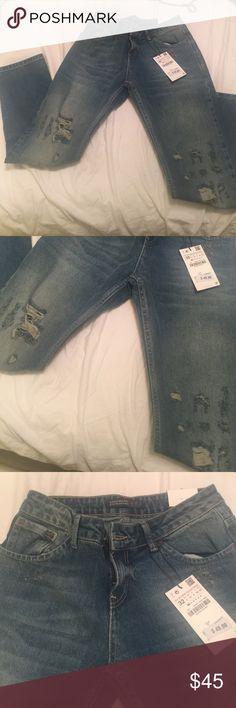 Zara Basic Demim jeans Zara Jeans