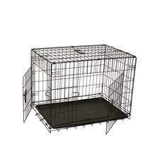 ALEKO Folding Suitcase Dog Cat Crate Cage Kennel 24 x 17 x 19 Inches >>> Click image for more details. (This is an affiliate link) Puppies Tips, Cute Puppies, Dogs And Puppies, Cavachon Puppies, Cat Crate, Airline Pet Carrier, Dog Cages, Puppy Care, Pet Safe