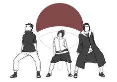 Itachi wiggle better than anyone <3