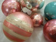 shiny brite ornaments by suzanneduda@flickr