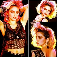 Old school Madge...not the screaming queen she's become