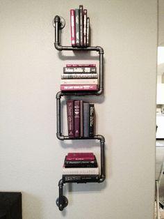 #DIY #bookshelf