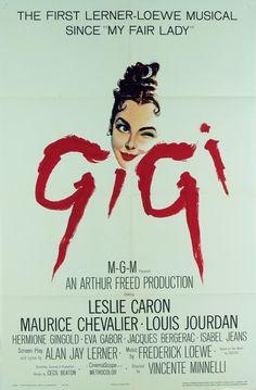 Poster do filme Gigi