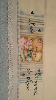 Fabric Painting, Safari, Diy And Crafts, Stencils, Knitting, Disney, Frame, Baby, Bear Paintings