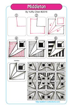 Square Grid – pattern-collections.com