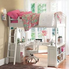 perfect girl's room
