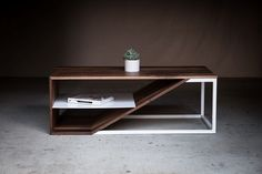 The Cortadao Coffee Table was designed to showcase the beauty of simplicity and…