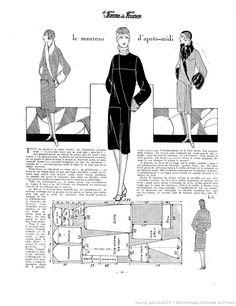 La Femme de France 10/16/1927