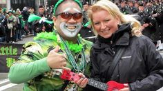Seattle's St. Patrick's Day Parade!