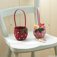 Diy And Crafts, Arts And Crafts, Paper Crafts, Basket Bag, Patchwork Bags, Basket Weaving, Rattan, Straw Bag, Miniatures