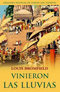 Qué leería Jane Austen: 'Vinieron las lluvias' de Louis Bromfield