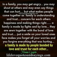 Don't live your life with anger and hate in your heart. Description from…